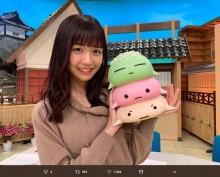 【エンタがビタミン♪】Juice=Juice宮崎由加、テレビ金沢『テレ金ちゃん』準レギュラーに決定「とても光栄です」