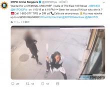 【海外発!Breaking News】ビーフパテ売切れに激怒の妊婦、金属バットで店の窓を叩き割る(米)<動画あり>