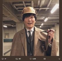 【エンタがビタミン♪】田辺誠一『3年A組』の進展にSNS賑わう 「まさかの…武智先生」「あんなにちゃらんぽらんだったのに」