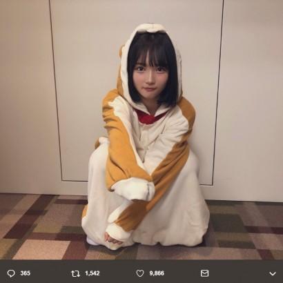 """【エンタがビタミン♪】AKB48矢作萌夏""""指原莉乃ラストシングル""""選抜入りに「切ないけど、いっぱい学んで楽しむぞ~」"""