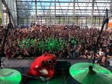 【エンタがビタミン♪】にゃんごすたー、南米『Anime Expo Santiago2019』で活躍 現地紙も「チリのロックスターとしてデビュー」