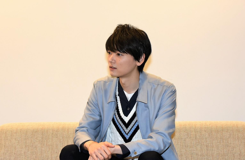 テックインサイトのインタビューに応える古川雄輝