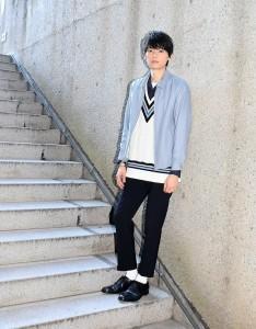 身長180cmの古川雄輝