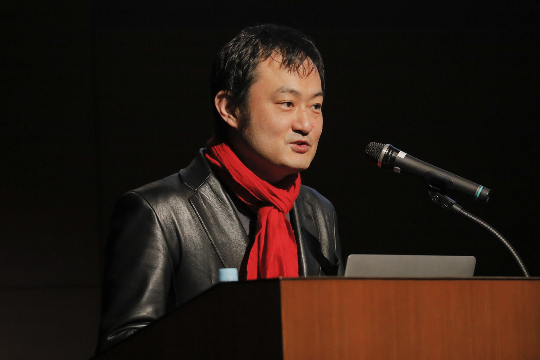 「GovTechサミット」にて講演したIT批評家・尾原和啓氏