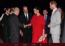 【イタすぎるセレブ達】ヘンリー王子&メーガン妃がモロッコに到着 国内デモ発生中でセキュリティ厳戒態勢に