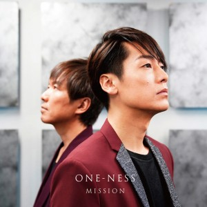 MISSION 1st Mini Album 『ONE-NESS』通常版