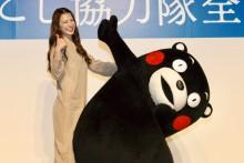 """【エンタがビタミン♪】スザンヌ、くまモンは「親友」 熊本での""""Uターン""""子育ての様子明かす"""