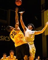 """【エンタがビタミン♪】3on3で""""魅せる""""ストリートバスケ「SOMECITY」 観客を惹きつける面白さとは?"""