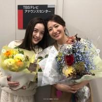【エンタがビタミン♪】吉田明世アナ、TBS同期と最後の記念写真 『ビビット』出演にも「心から感謝」