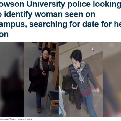 【海外発!Breaking News】息子のガールフレンドを見つけようと大学内をうろつく母親(米)