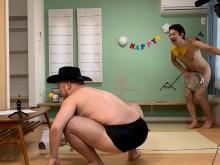 【エンタがビタミン♪】ハリウッドザコシショウ&アキラ100%がコラボ バズ動画を制作し、1万「いいね!」目指す