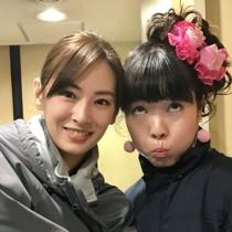 【エンタがビタミン♪】イモトアヤコ、北川景子との2ショットに「うん!遜色ない」とご機嫌
