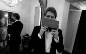 アカデミー賞授賞式に出席したジョー・アルウィン(画像は『Joe Alwyn 2019年2月25日付Instagram』のスクリーンショット)