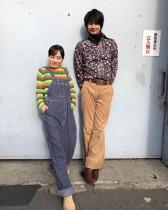 【エンタがビタミン♪】百田夏菜子、向井理の隣で悪戦苦闘 脚の長さが違いすぎて