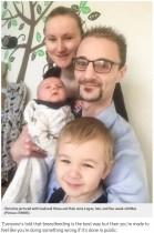 【海外発!Breaking News】授乳時に個室スペースを作られた母が怒る 「悪い行為をしている気分にさせられた」(英)