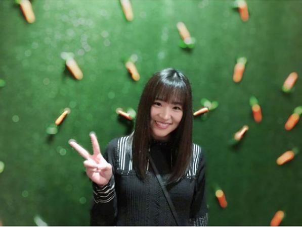ジャカルタ在住7年目となる元JKT48仲川遥香(画像は『Haruka Nakagawa 仲川遥香 2019年2月3日付Instagram「Happy sunday」』のスクリーンショット)