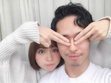 【エンタがビタミン♪】篠田麻里子、夫婦ショットに「旦那さん男前な感じ」「とてもお似合い」の声