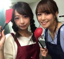 【エンタがビタミン♪】TBS・宇垣アナ退社発表に、テレ東・鷲見アナ「これからもずっと宇垣ちゃんと仲良しです」