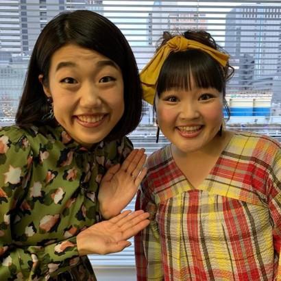 【エンタがビタミン♪】横澤夏子、柳原可奈子との2ショットで褒められる 「小顔加工しないところが潔い!」
