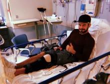 【イタすぎるセレブ達・番外編】ザック・エフロン、靭帯損傷で手術受ける