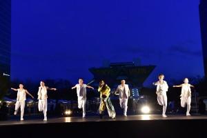 「TOKYO VISION ~500 Days to Go! Night~」で倉木麻衣のミニライブ