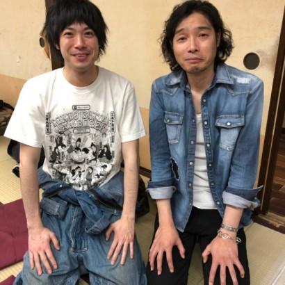 【エンタがビタミン♪】斉藤和義と正座で並んだ渡辺大知 「いいね!の数が気になります」