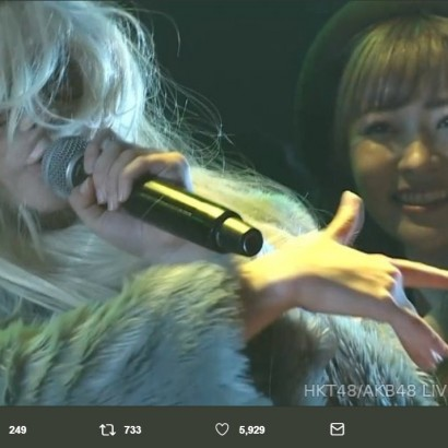 【エンタがビタミン♪】指原莉乃、HKT48ラストシングルの村重杏奈選抜入りに「嬉しいな」