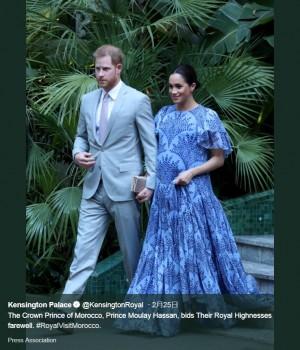【イタすぎるセレブ達】メーガン妃のベビーシャワーに出席した友人ら「妃にはあのパーティーが必要だった」
