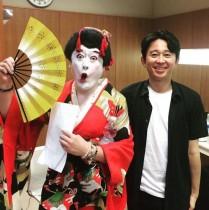 【エンタがビタミン♪】有吉弘行、インスタフォロワー100万超に感謝 「オシャレを常に意識します」