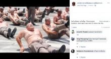 【海外発!Breaking News】肥満警官ら過酷な減量キャンプに参加 60kgの減量成功者も(タイ)