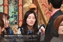 """【エンタがビタミン♪】SKE48松井珠理奈、頭に""""うんち棒""""乗せられるもファン「そっくりさんだから仕方がない」"""