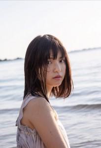 写真集『月刊川島海荷(仮)』「海」