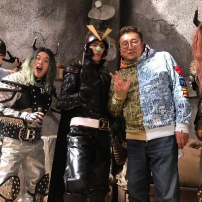 【エンタがビタミン♪】福田雄一監督、豪華セット&衣装のコント撮影に「喜びでしかない」 賀来賢人は「かなりのダメージを負いました」