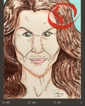 【イタすぎるセレブ達】ジム・キャリー、裏口入学で起訴のロリ・ロックリンらをアートで批判 「いつか落第する」