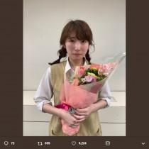 【エンタがビタミン♪】『3年A組』小宮山愛華役の日比美思、生徒役演じ「沢山考えて、ひりひりした心もあった」