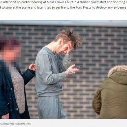 【海外発!Breaking News】轢き逃げで10歳少年に重傷を負わせた男、判決の甘さに世間から怒りの声(英)