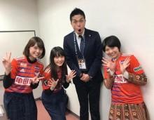 【エンタがビタミン♪】Negicco・Megu、ファンのマナー違反に悲鳴 「家族や親戚と写真を撮るのだけはやめてくれ~」