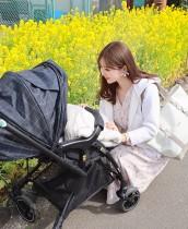 ピジョンからベビーカー「Runfee RA9」新発売 旅行券10万円分当たるキャンペーン開催