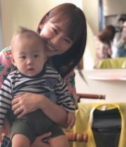 【エンタがビタミン♪】川栄李奈、赤ちゃんを抱っこする姿に「良いお母さんになりそう」の声