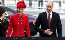 【イタすぎるセレブ達】キャサリン妃、再着用したコートドレス姿に称賛の声 一方でオーダメイドのメーガン妃の評価は…