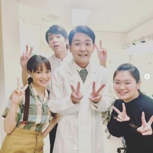 【エンタがビタミン♪】山田裕貴『なつぞら』ショット公開 千鳥ノブとは「共演出来て嬉しかった」