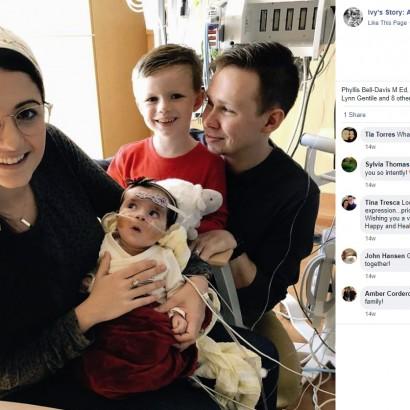 【海外発!Breaking News】出生前に心臓手術を受けた赤ちゃん、生後6か月で退院 医師も「奇跡の子」(米)