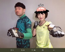 【エンタがビタミン♪】武田梨奈『目利き王 逃走中』で今野浩喜に癒される 「敵チームだけど…」