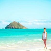 【エンタがビタミン♪】花田美恵子、ハワイ生活10年に感慨 「やっと生きがいを見つけることができました」