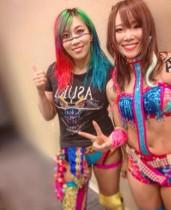 【エンタがビタミン♪】WWEカイリ・セイン&アスカに世界から 「タッグを組むべき」の声