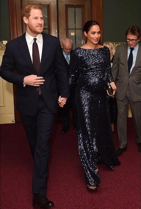 次々と新記録を打ち出しているヘンリー王子&メーガン妃(画像は『Kensington Palace 2019年4月2日付Instagram「Welcome to Instagram, @SussexRoyal!」』のスクリーンショット)