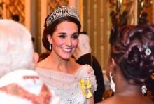 【イタすぎるセレブ達】キャサリン妃、8回目の結婚記念日にエリザベス女王から勲章を授与される