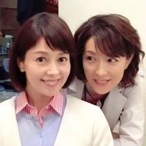 【エンタがビタミン♪】沢口靖子&若村麻由美、奇跡のアラフィフ2ショットに「美しすぎ可愛すぎ」