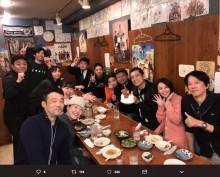 【エンタがビタミン♪】博多華丸、誕生日を行列が出来るラーメン店貸切でお祝い