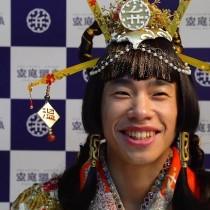 【エンタがビタミン♪】織田信成、「涙」より「笑い」。実は「泣くよりも笑っていたい」<動画あり>